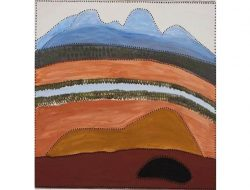 Kathy Ramsey, Bow River Pastoral Lease, 2016